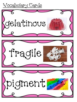 Weekly Literacy Unit: Pink is For Blobfish