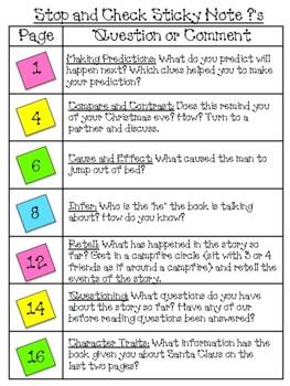 Weekly Literacy Unit: The Night Before Christmas by Jan Brett