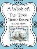 Weekly Literacy Unit: The Three Snow Bears by Jan Brett