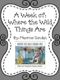 Weekly Literacy Unit: Where the Wild Things Are
