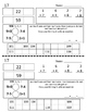 Weekly Math Assessments--First Grade