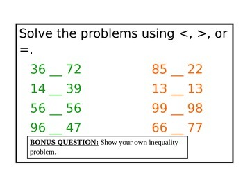 Weekly Math Critical Thinking Problems