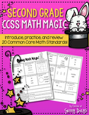 Second Grade CCSS Math Magic {Set Four}