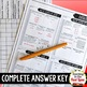 Weekly Math Review 5th Grade FREE One Week Sample