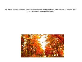 Math Warmup Week 2