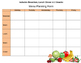 Weekly Menu Planning Form For Child Care Programs