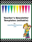 Weekly/Monthly Newsletter Templates