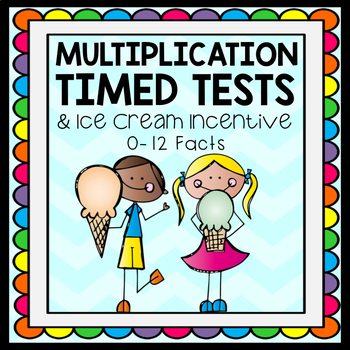 Multiplication Tests & Ice Cream Incentive by Third in Hollywood