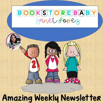 Amazing Weekly Newsletter