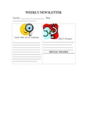 Weekly Newsletter Form