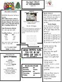 Parent Newsletters Kindergarten All Year