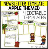 Apple Classroom Newsletter