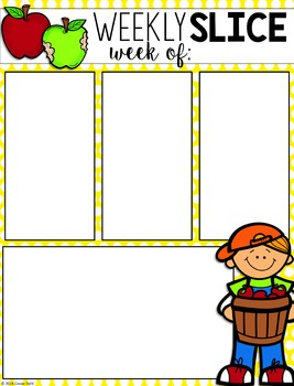 Apple Classroom Newsletter