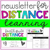 Weekly Newsletter for Distance Learning