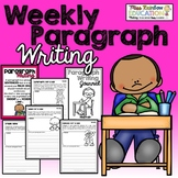 Paragraph of the Week (No Prep) Distance Learning
