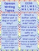 Weekly Paragraph Writing Workshop (FULL Year!!)