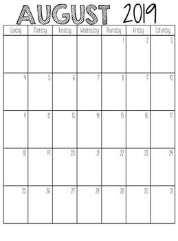 Weekly Planner *FULLY EDITABLE*