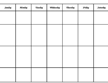 Weekly Planner / Homework Tracker / Calendar for 3 Classes