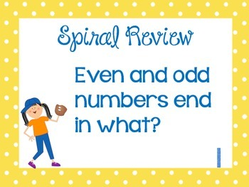 Weekly Problem of the Day and Spiral Review Set #16