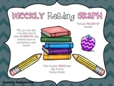 Weekly Reading Graph