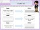 Weekly Reading Graphic Organizers (Unit 4, Week 2) 2nd Grade