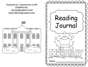 Weekly Reading Journal for February