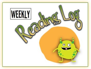 Weekly Reading Log