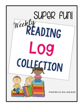 Weekly Reading Log Collection