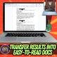 Weekly Reading Log: Google Form (Paperless)