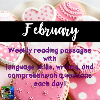Weekly Reading Passages for February