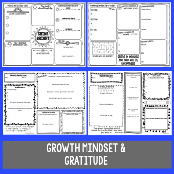 Weekly Reflections Ticket Pages