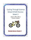 STAAR SCIENCE Weekly Review Packet 3:Cycling Through Science