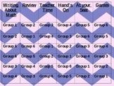 Weekly Rotation Board