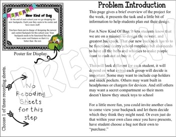 Weekly STEAM Enrichment {New Bag}
