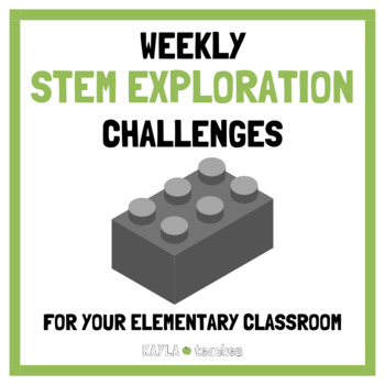 Weekly STEM Exploration Challenges