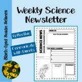 Weekly Science Newsletter