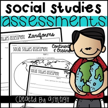 Social Studies Review and Assessments