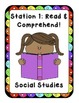 Weekly Social Studies Stations