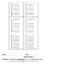 Weekly Spelling Packet