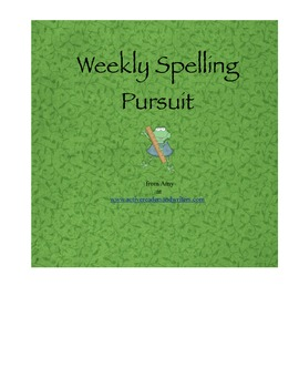 Spelling Pursuit-Version 1