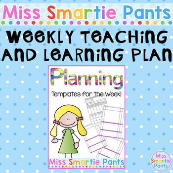 Weekly Teaching and Learning Plan
