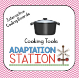 Weekly Thematic Coding: Cooking Tools