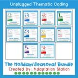 Weekly Thematic Coding: Holiday/Seasonal Coding Growing Mi