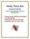 Weekly Theme: Balls