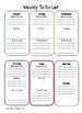 Weekly To Do List Printables