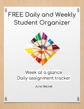Weekly To-Do Organizer