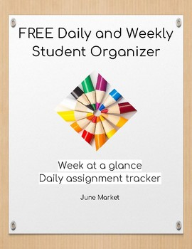 Weekly To-Do Organizer