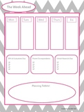 Weekly To-Do Printable