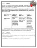 Weekly Vocabulary (GLEA)