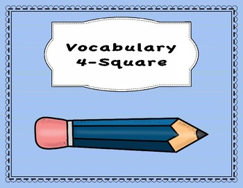 Weekly Vocabulary Practice *For Any Set of Vocabulary Words*